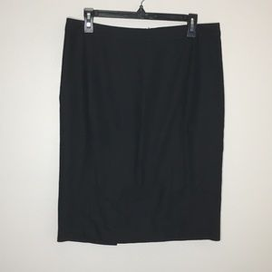 Vince Wool pencil Skirt